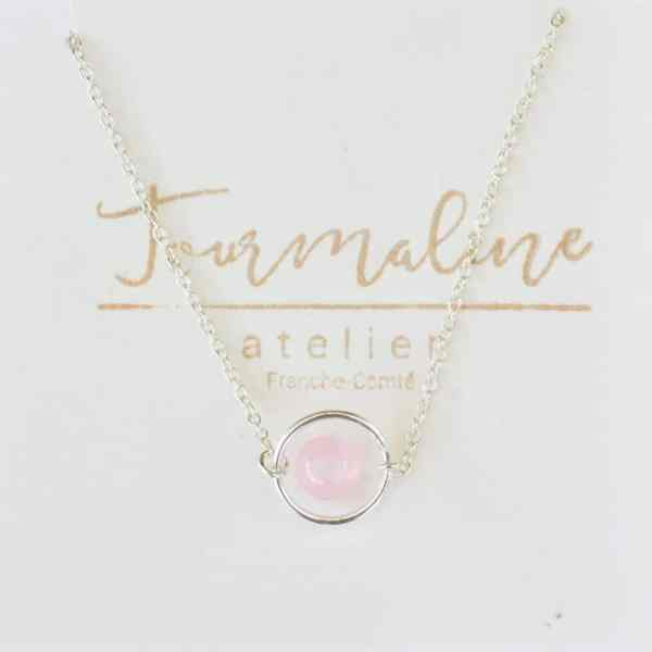 bijoux-pierre-argent-vrai-collier-funambule-lithotérapie-Calcédoine-5