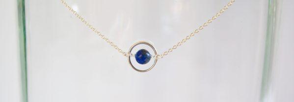 bijoux-pierre-argent-vrai-collier-funambule-lithotérapie-Lapis-lazuli-5