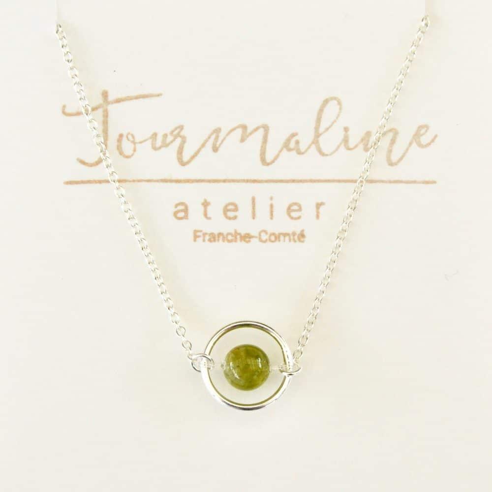 bijoux-pierre-argent-vrai-collier-funambule-lithotérapie-peridot-2