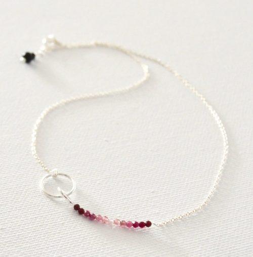 bijoux-pierre-argent-vrai-collier-funambule-lithotérapie-tourmaline-rose-6
