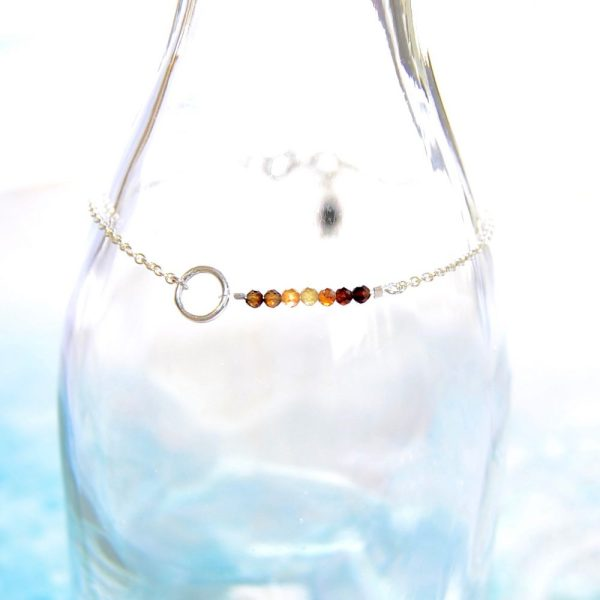 bijoux-pierre-argent-vrai-sautoir-lithothérapie-tourmaline-marron-3