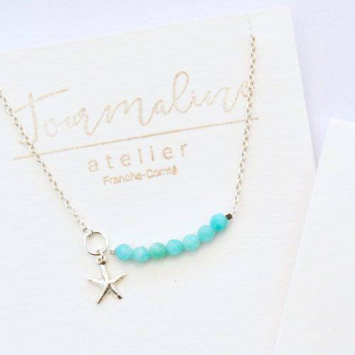 bijoux-pierre-argent-vrai-collier-etincelles-lithotérapie-amazonite-bleuclair-3