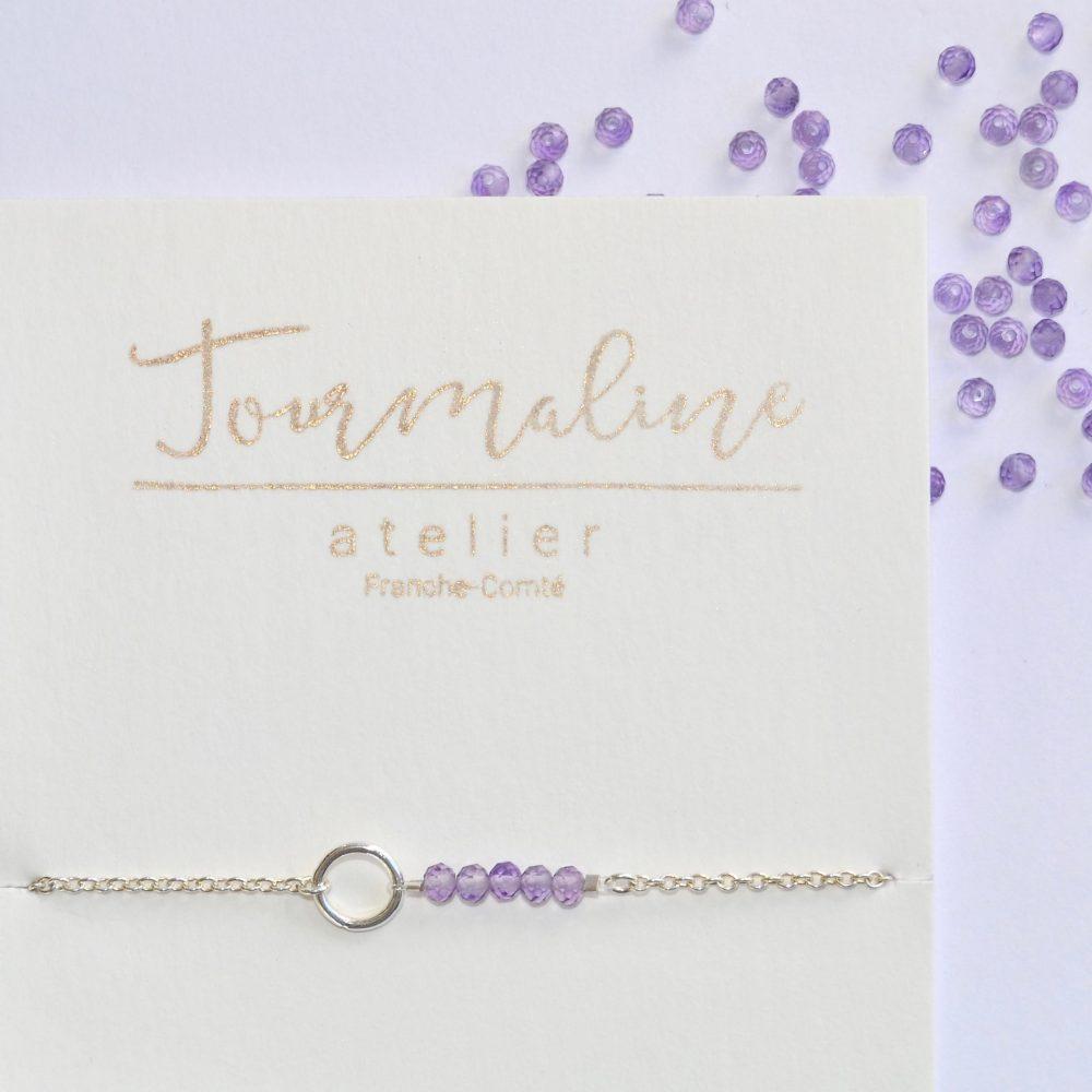bijoux-pierre-argent-vrai-bracelets-funambule-lithotérapie-Améthyste-3
