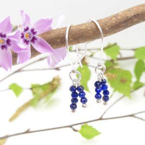 bloucle-orielle-pierres-bijoux-argent-cadeau-fete-mere-femme-etincelle-deux-brins-Lapis-lazuli-2