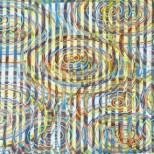 Karma | Acryl auf Papier auf Karton | 66,5 x 42 cm | 2018