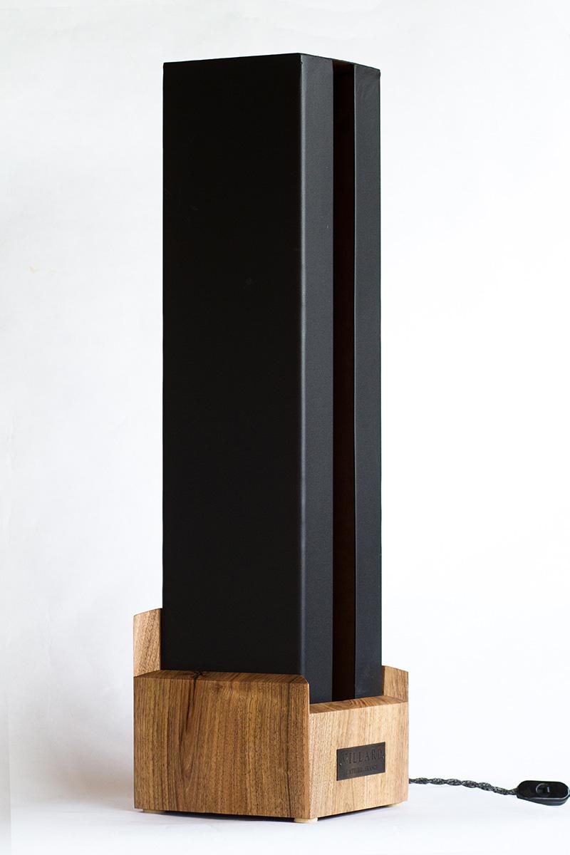 MA 間, objet lumineux par l'Atelier Villard.