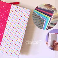 DIY Libreta artesanal I Encuadernación artesanal I costura básica