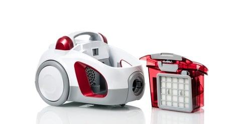 aspirateur robot n'aspire plus