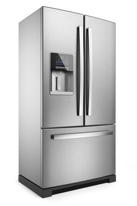frigo comment remplacer le bac gla ons d 39 un frigo am ricain. Black Bedroom Furniture Sets. Home Design Ideas