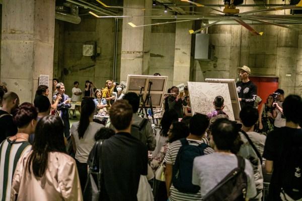 Tokyo Art Battle 2019