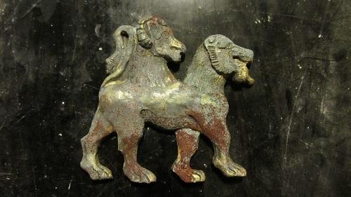 chimera bronzo