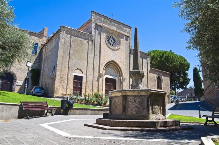 Chiesa di S. Francesco, Tarquinia, VT, Italia
