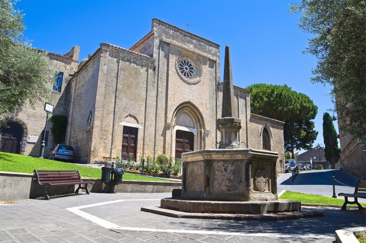 S.Francesco, Tarquinia, VT, Italia