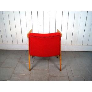 fauteuil-50's-rouge-1-pce-