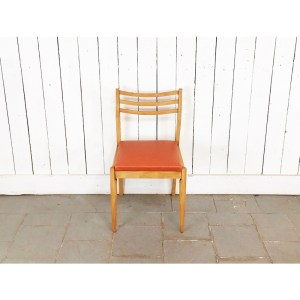 chaise-bois-clair-skai-orange-4
