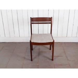 6-chaises-teack-tissu-clair-chiné-2