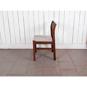 6-chaises-teack-tissu-clair-chiné-4