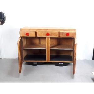 meuble-art-deco-bouton-rouge-2