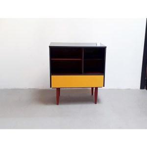 meuble-tiroir-jaune-