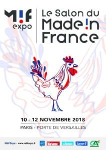 Salon du Made In france - Paris