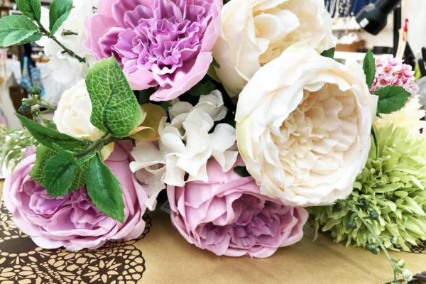K様 ピンク系のお花です♬