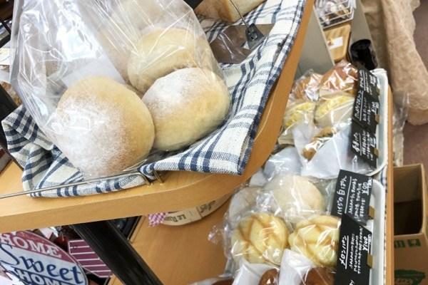 かもめベーカリーさんのパンが到着!