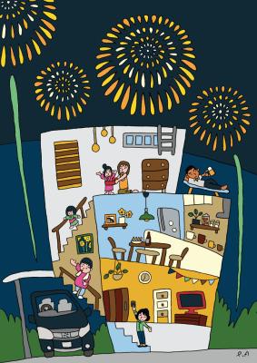2020年8月2日、今年も行くはずだった長岡と花火の話 25