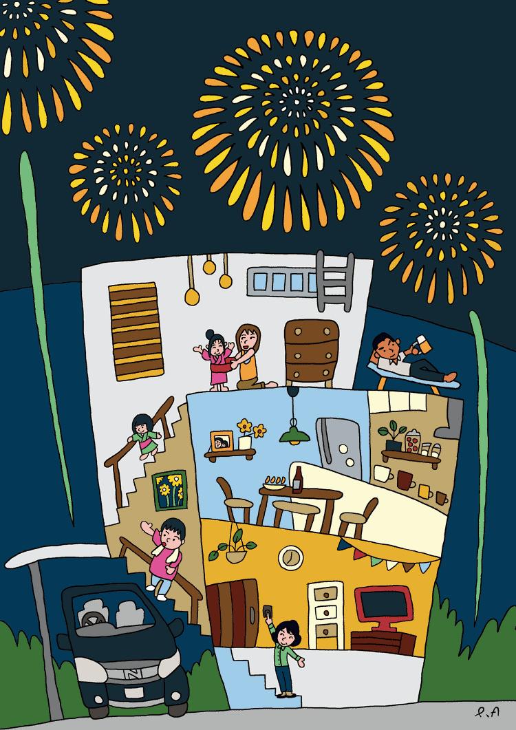 2020年8月2日、今年も行くはずだった長岡と花火の話 1