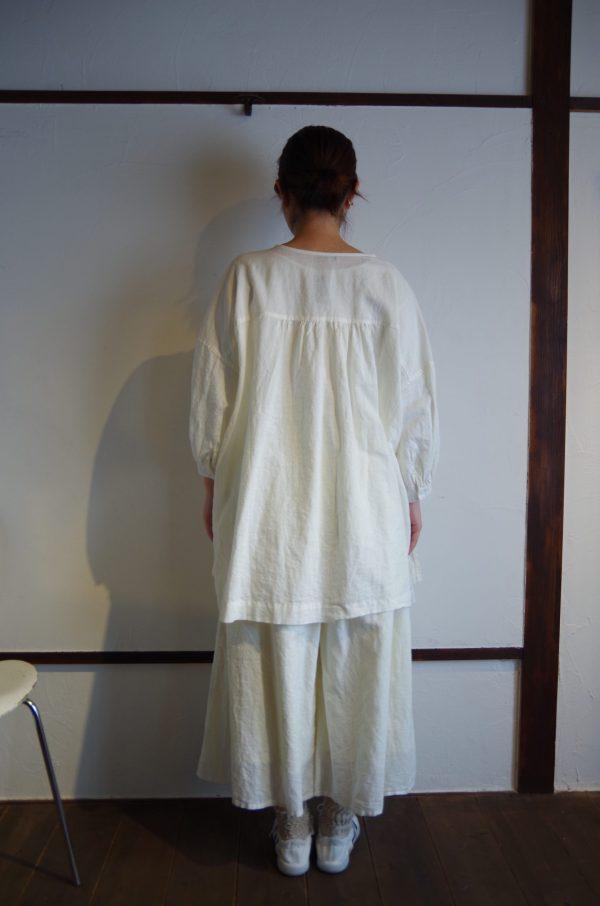 marble SUD(マーブルシュッド)/ リネンチュニックシャツ 5