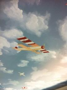 Det avião antigo