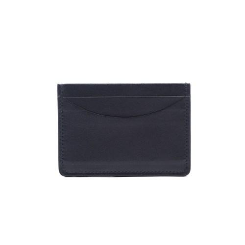 Atelier de Corium Black Cardholder front