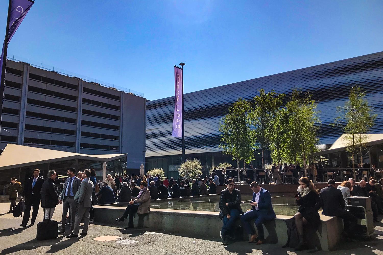 News: LVMH confirms attendance at Baselworld 2019 - ATELIER DE GRIFF