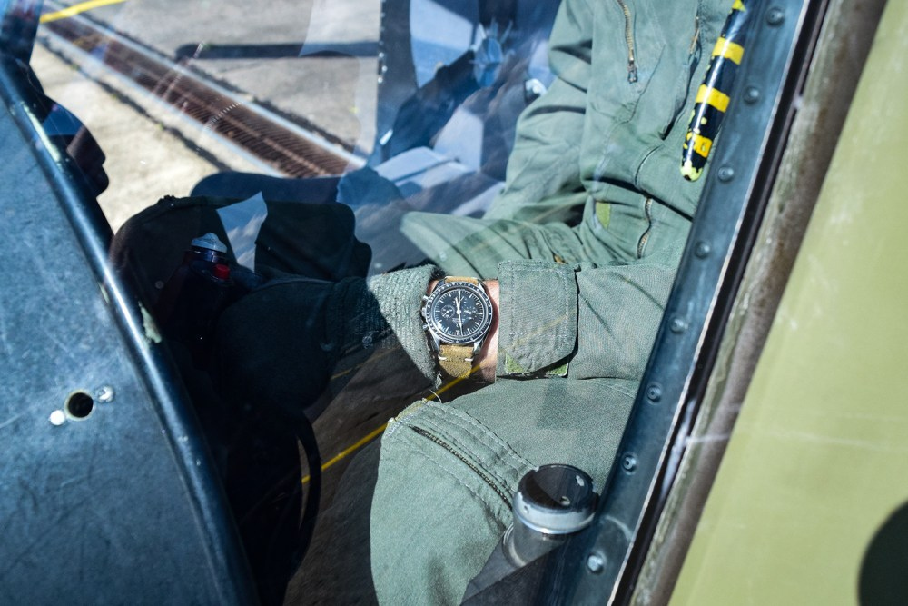 pilotseatedspeedmaster