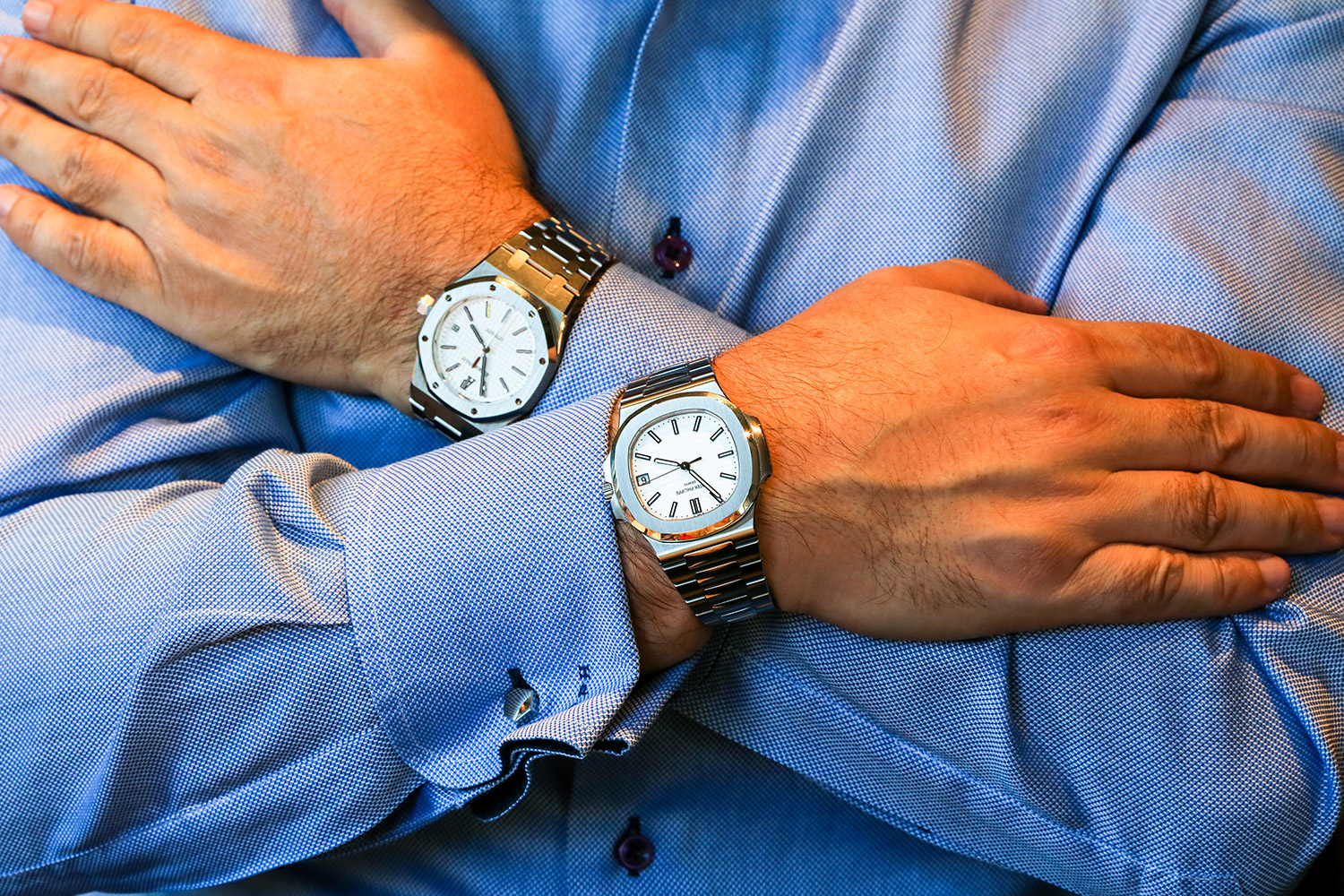 Photo Report: The Watches At Our Brussels Lunch - ATELIER DE GRIFF