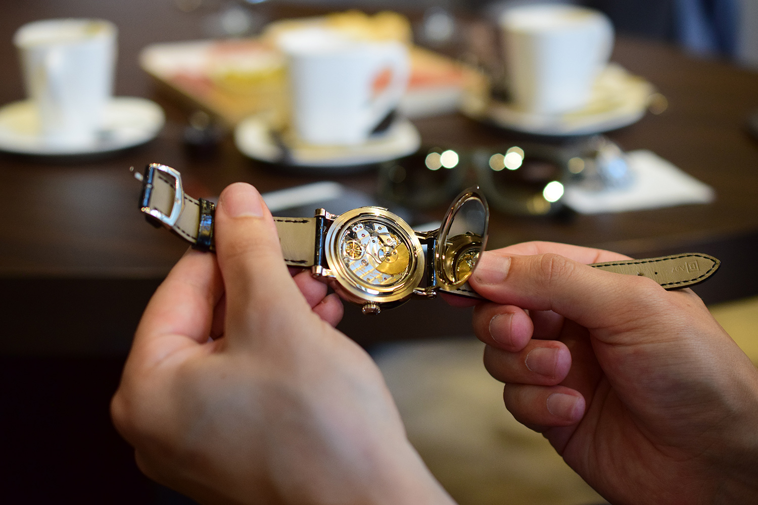 Watch Works: Minute Repeater & Sonnerie - ATELIER DE GRIFF