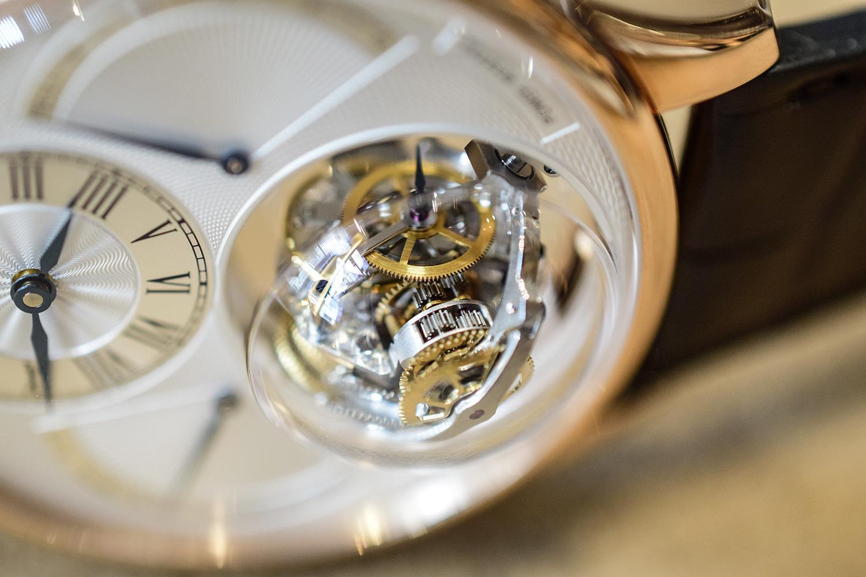 Report: Master Class Haute Horlogerie