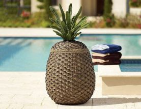 Panier ananas