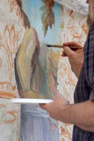 Atelier fresque : Peinture