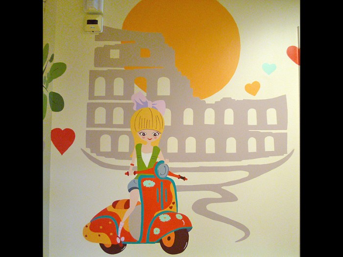 FRESQUE-europe-paris-londres-venise-russie-enfant-hopital-toulouse-décoration-chambre-4