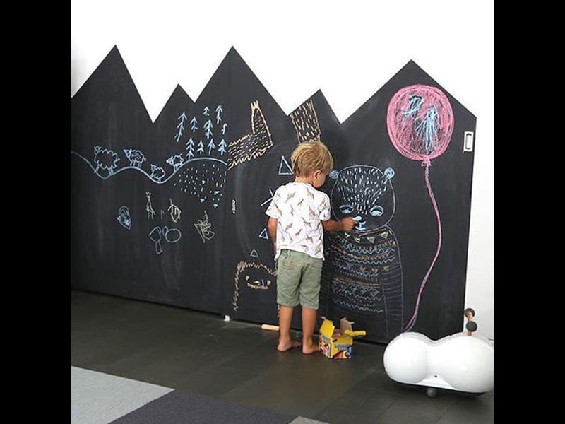 article-chambre-enfant-peinture-ardoise