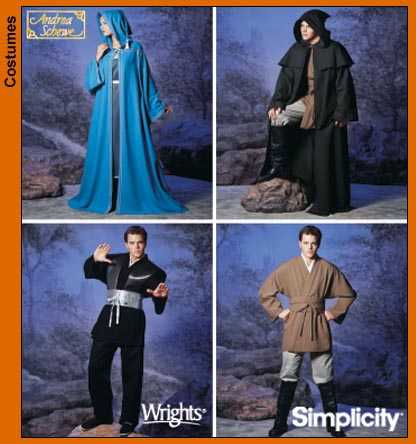 Costume Jedi : FAIT