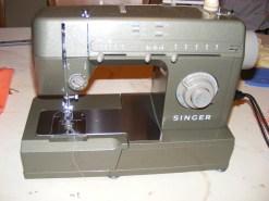 La nouvelle machine de ma mère