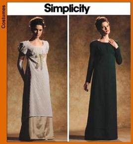 Simplicity 4055