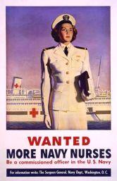 Navy Nurse Corps - Uniforme d'Eté