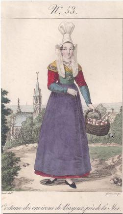 Costume Bayeux
