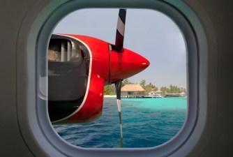 IDROVOLANTE MALDIVE