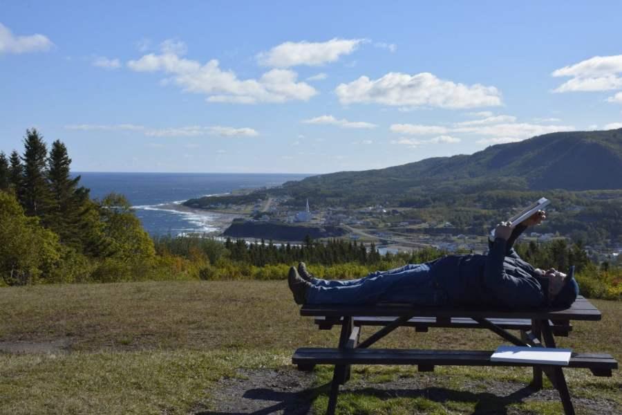Mon tour de Gaspésie