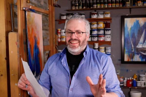 Cours de peinture et vente pour artiste