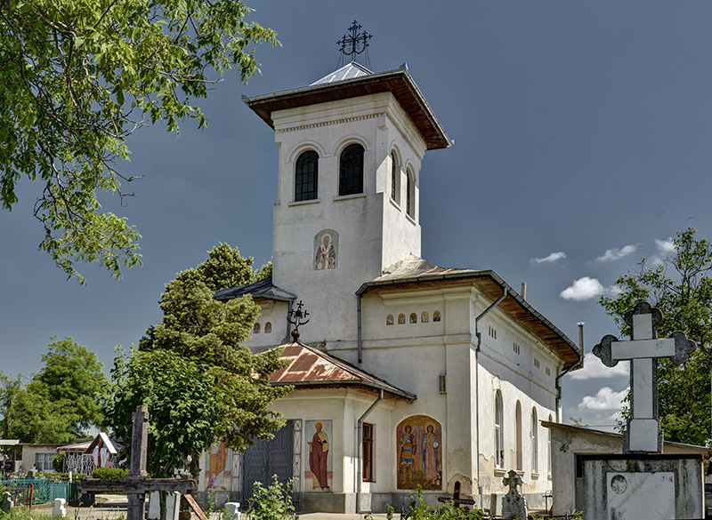 Biserica Sfântul Nicolae, IL-II-m-B-14161