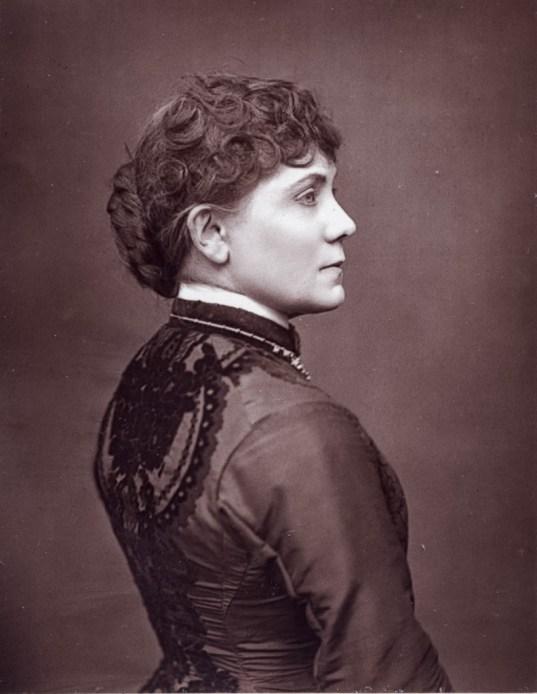 Miss Louise Moodie (1846-1934)